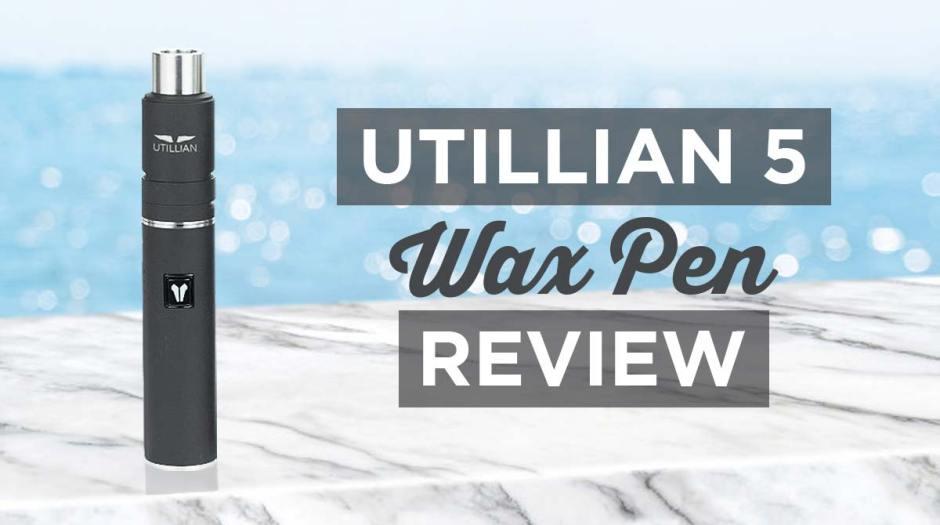 Utillian 5 Wax Pen