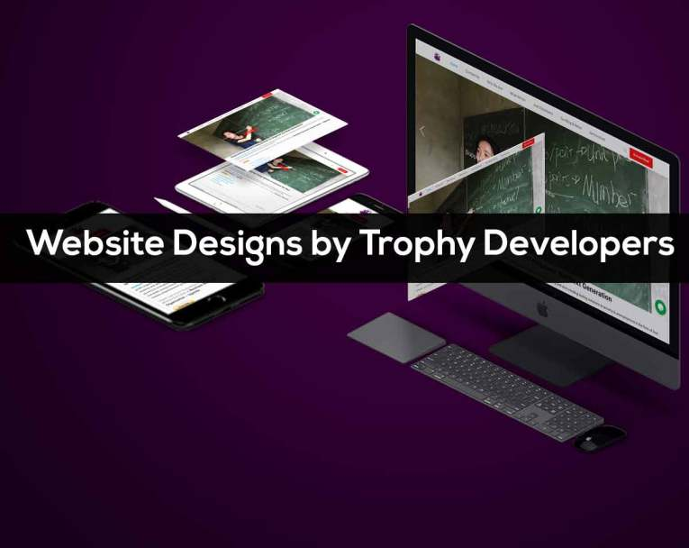 Best Website Designers World class wordpress website small business, start up new - Trophy Developers Uganda