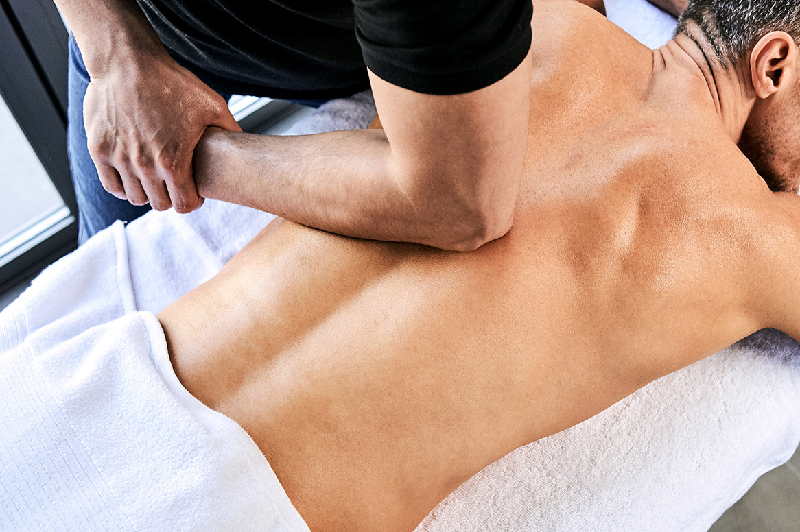 How can massage help to relieve back pain  Urban Clarity