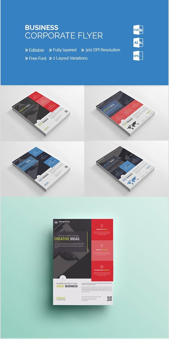 20 Awesome Examples of Attractive Flyer Design - Flyer Design ...