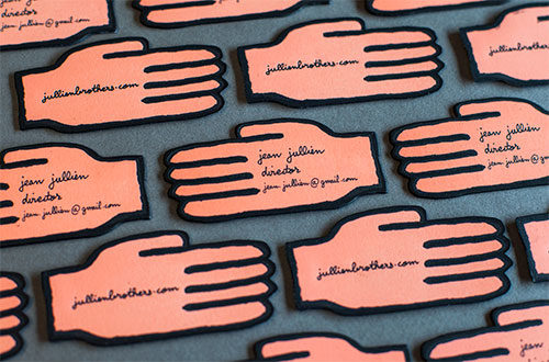 jean-jullien-business-cards
