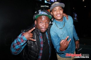 DJ Capital and DJ Speedsta