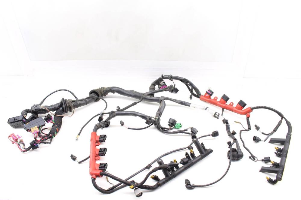 medium resolution of 2008 2009 audi a5 b8 3 2l cala engine wiring harness