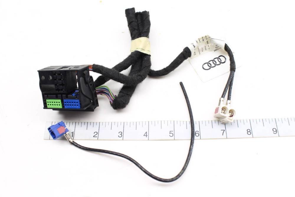 medium resolution of 07 08 audi rs4 b7 rnse rns e radio nav unit wiring harness connector set