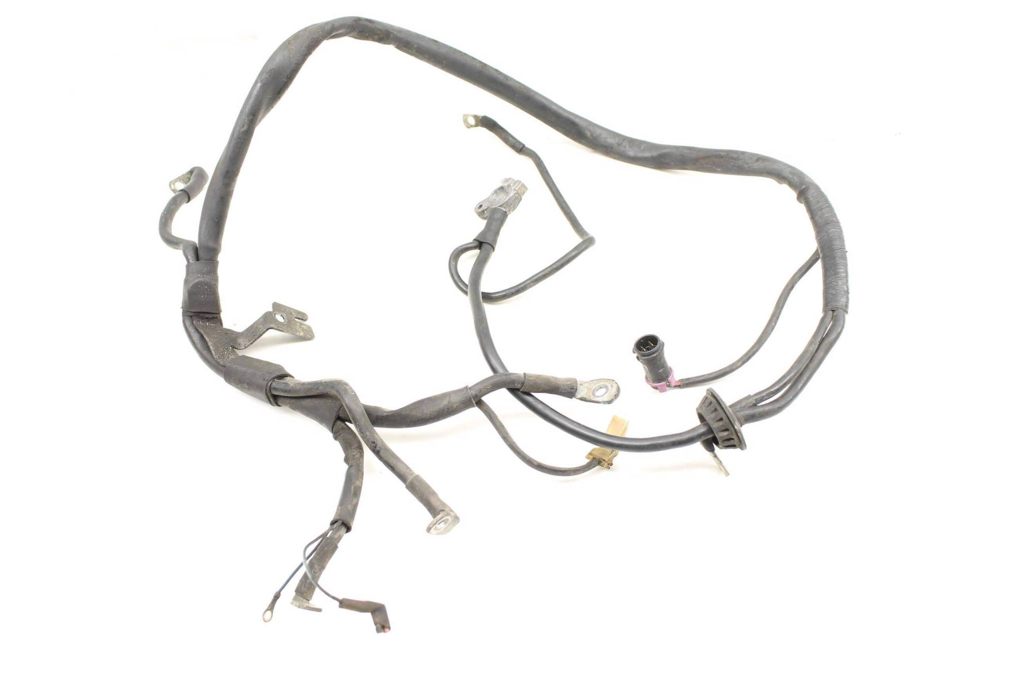 hight resolution of 2000 2001 audi a6 c5 4 2l positive battery cable alternator harness