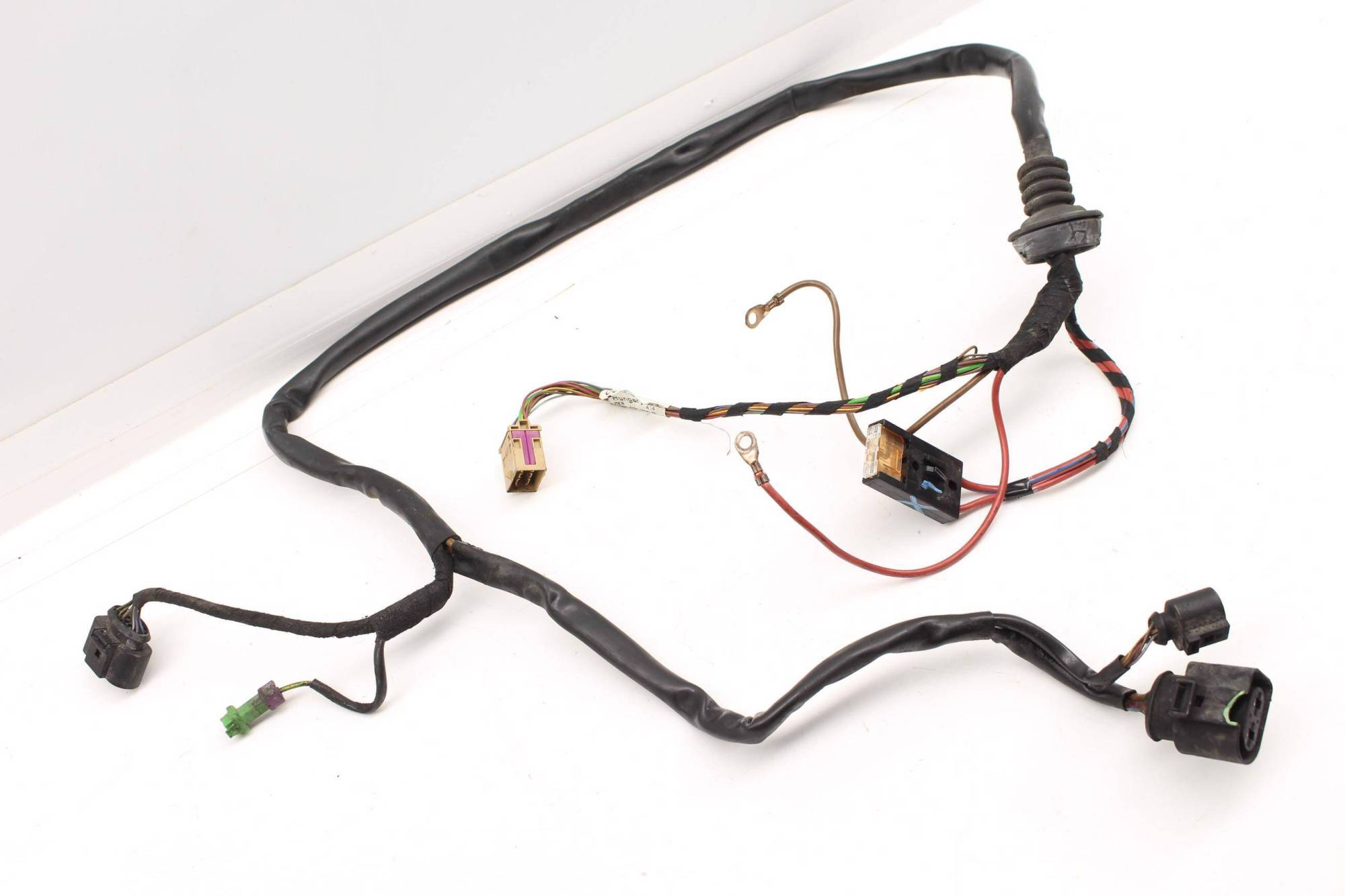 hight resolution of 2001 audi allroad c5 2 7 electric fan ac compressor wiring pac wiring harness 350z ac wiring harness