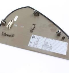 2009 2010 2011 2012 audi a4 b8 right dash cover fuse box panel large photo large photo [ 1920 x 1280 Pixel ]