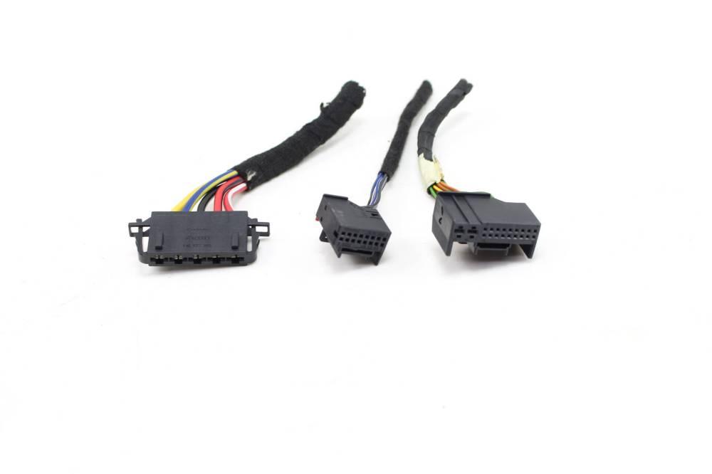 medium resolution of 06 07 vw passat b6 ac climate temp control wiring harness connector set