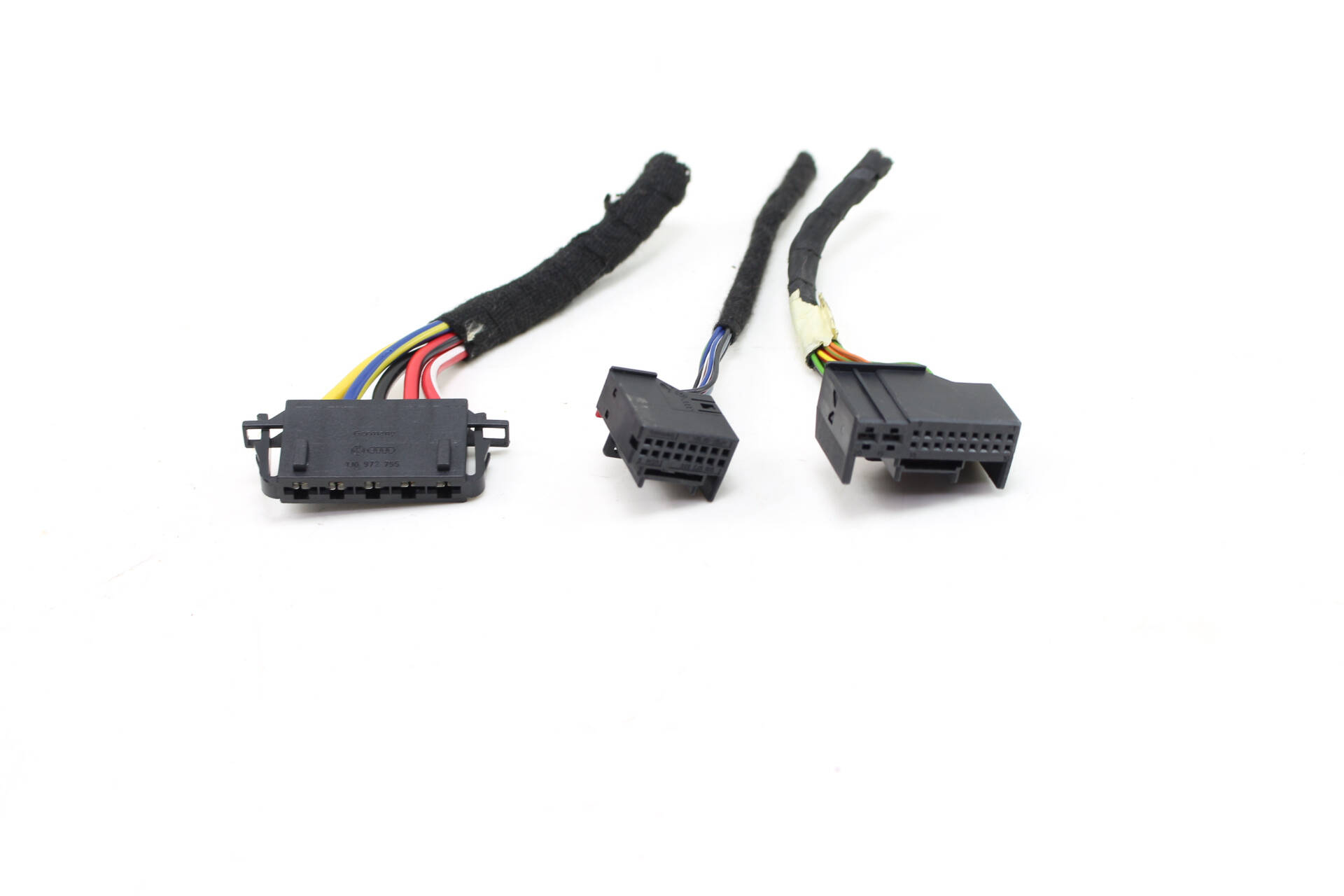 hight resolution of 06 07 vw passat b6 ac climate temp control wiring harness connector set