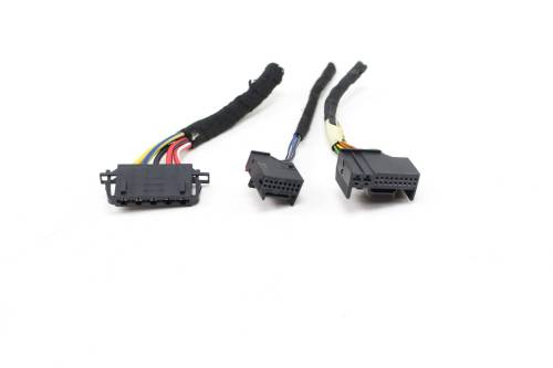 small resolution of 06 07 vw passat b6 ac climate temp control wiring harness connector set