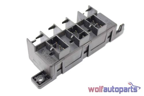 small resolution of 2001 2002 2003 2004 2005 audi allroad c5 fuse box relay plate