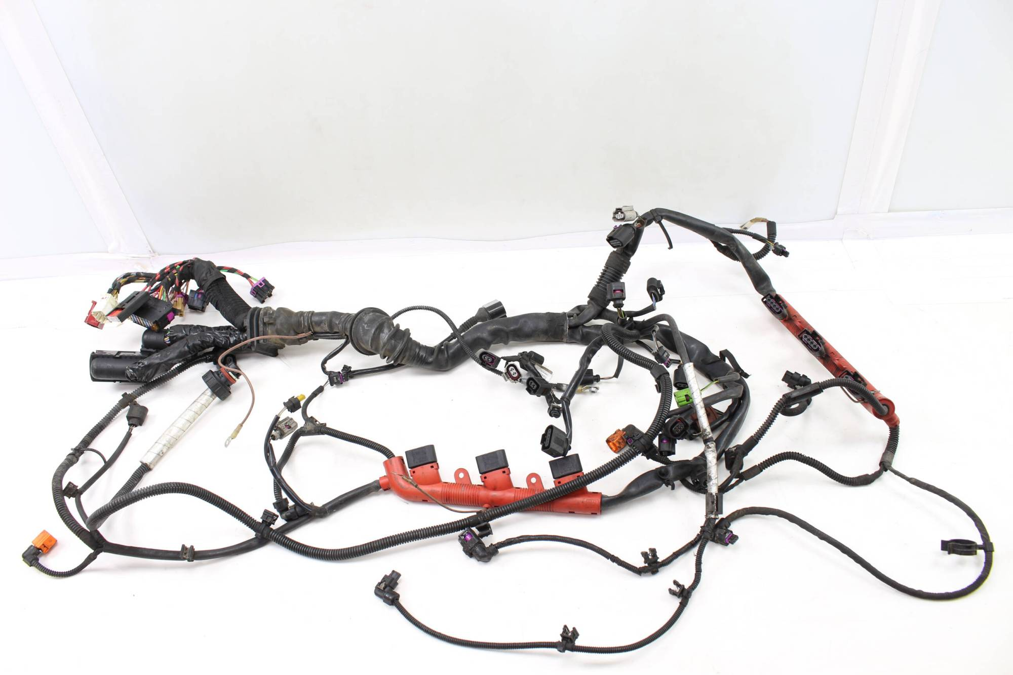 hight resolution of 2010 2011 2012 audi s4 b8 3 0 ccba engine wiring harness