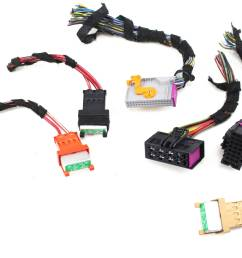 details about 07 09 audi a4 b7 onboard body control module wiring harness connector set standardr gmc acadia 2007 body wiring harness connector [ 2592 x 1728 Pixel ]