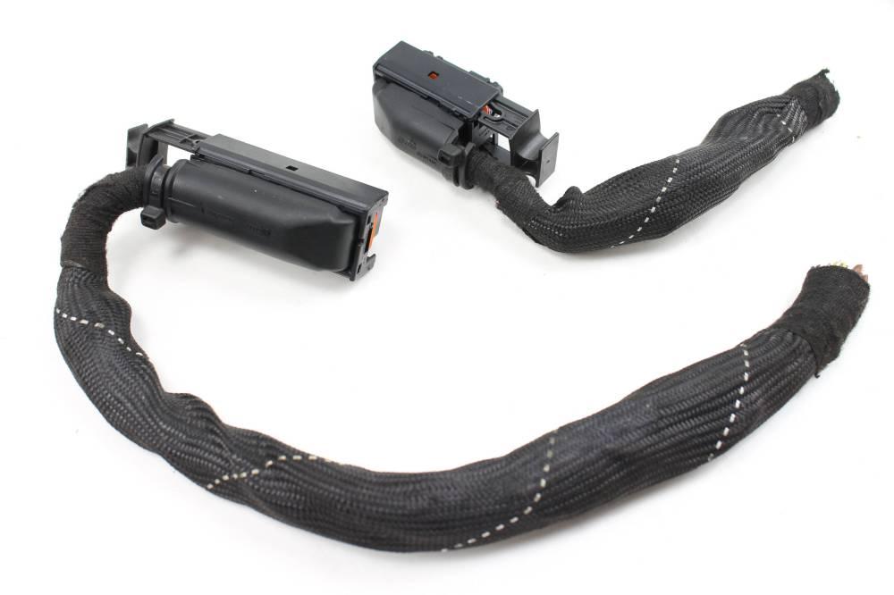 medium resolution of 04 audi s4 b6 4 2l ecu engine control module wiring harness connector set