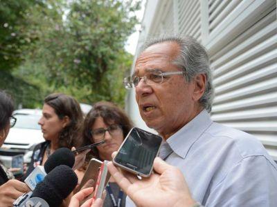 Paulo Guedes volta a defender a inclusão de capitalização da Previdência