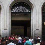 Sede da Bolsa de Valores em São Paulo - Ibovespa