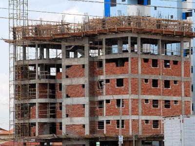 Inflação no setor de construção