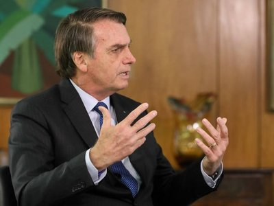 Bolsonaro: Brasil foi aceito como aliado extra-Otan