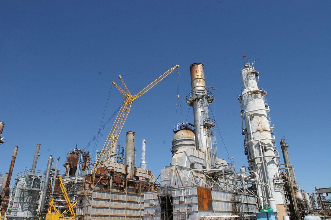 Petrobras vai desativar 10 plataformas até o ano que vem