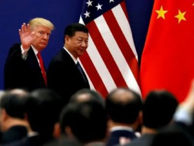 Guerra comercial: China e EUA concordam em acordo próvisório