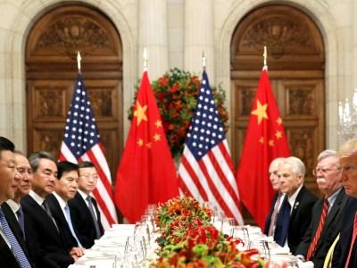 Guerra comercial: EUA aumentarão tarifas se não tiver acordo com China