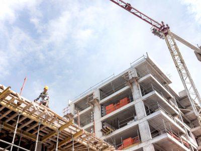 Imóveis: setor de construção tem primeira alta após 5 anos