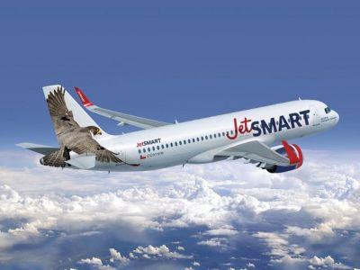 Área de baixo custo JetSmart solicita autorização para operar no Brasil