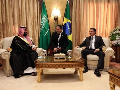 Grande exportador de petróleo, Brasil foi convidado a participar da Opep, diz Bolsonaro