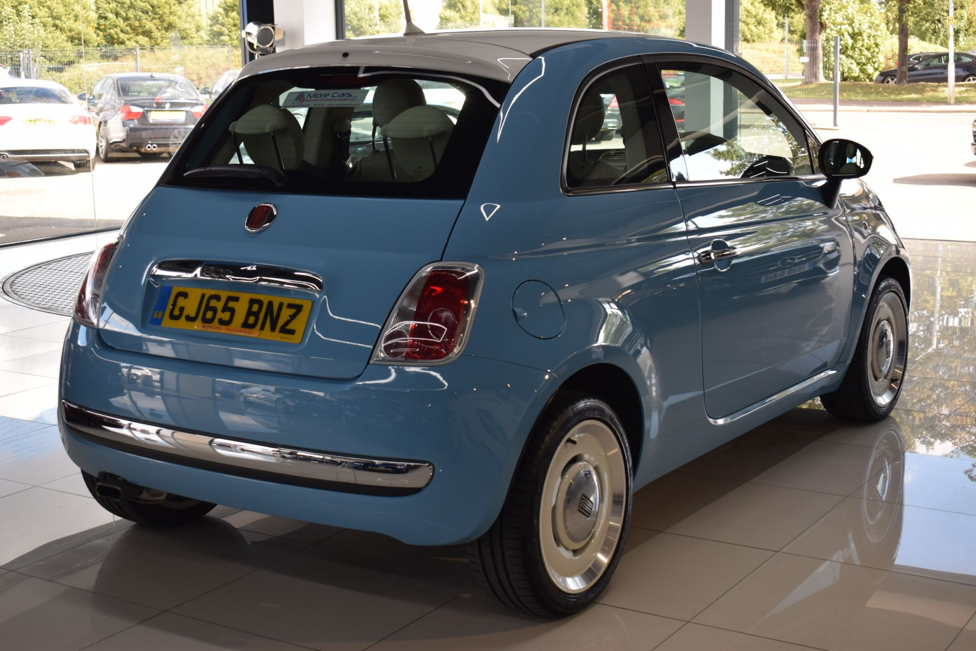 hight resolution of fiat 500 spare tire location