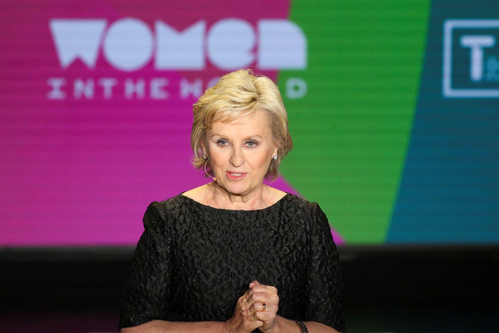 美國傳媒女強人怒吼:再怎麼成功的女性,仍只會... 天下雜誌