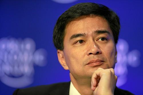 Abhisit Davos