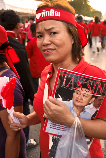 manifestation UDD Bangkok