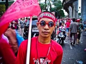 redshirts shopping area Bangkok