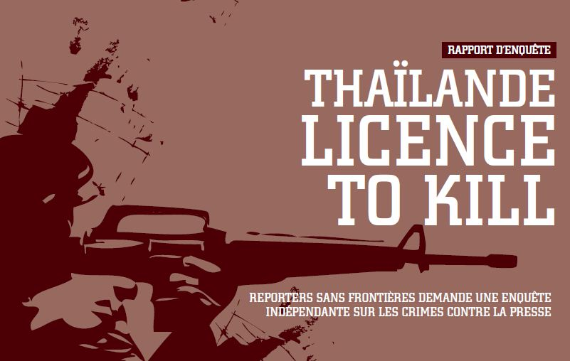 RSF Licence to kill