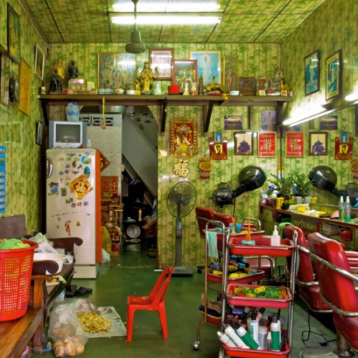 Bangkok Shophouse by Peter Nitsch