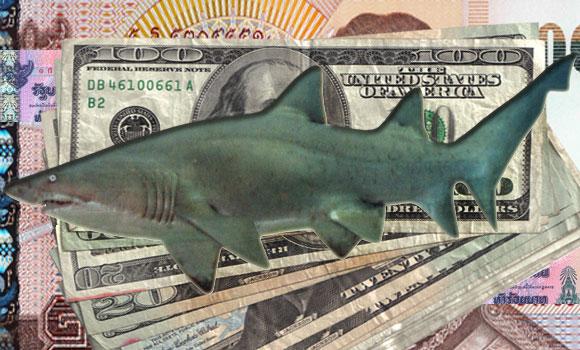 loan sharks usuriers