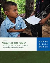 thailand HRW report