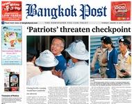 bangkok post headline