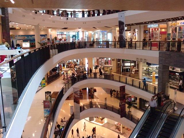 central pattaya shopping
