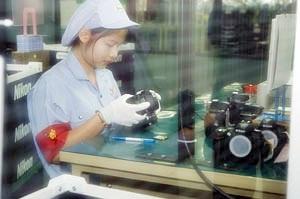 La production a déjà repris dans plusieurs usines de Thaïlande