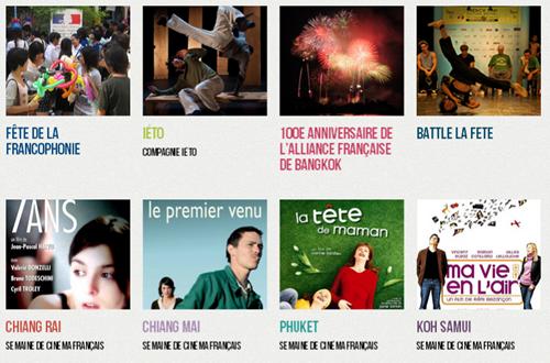 L'édition 2012 de La Fête célébrera le centenaire de l'Alliance française de Bangkok