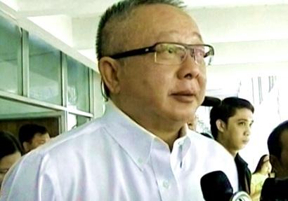La cour criminelle de Thaïlande a condamné Sondi Limthongkul à 20 ans de prison ferme le 28 Février 2012 à Bangkok