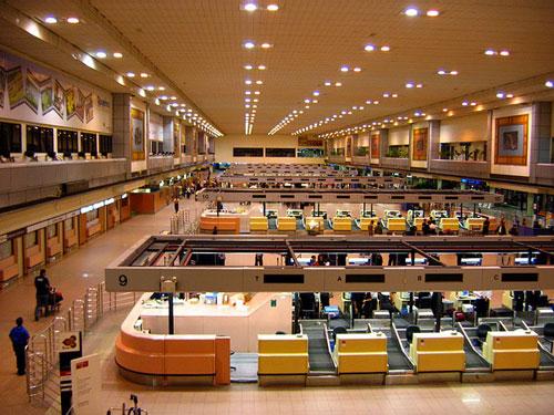 Don Mueang Aéroport Bangkok