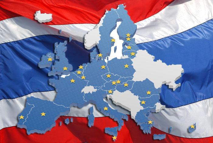 Union Européenne Thailande