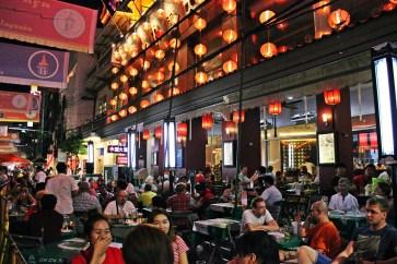 Chinatown. Photo : Clémence Cluzel
