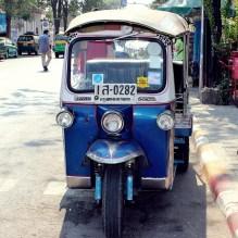 Tuk Tuk Bangkok. Photo : Clémence Cluzel