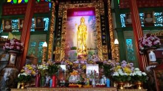 Le temple chinois de Kuan Yin