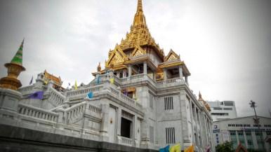 Wat Traimit, ou le Golden Buddha temple