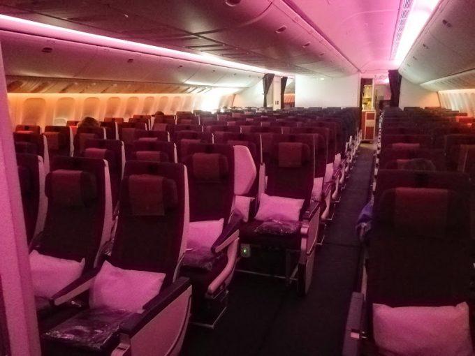 Un vol Paris - Bangkok sur Qatar Airways