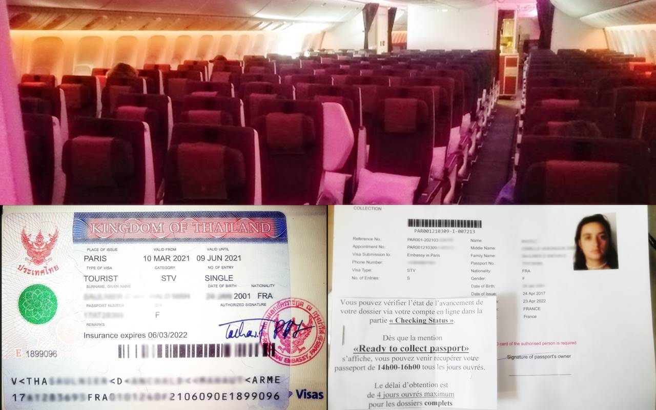 Visa pour la Thaïlande pendant la Covid-19: le parcours du combattant en détail